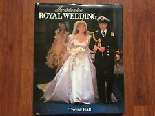 Invitation to a Royal Wedding by Trevor Hall (Hardcover, 1986) store#6181