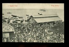British Cwlth Africa Sierra Leone Freetown KING JIMMY Slaughter House 1909 PPC