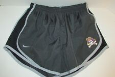 women's Nike ECU Pirates dark gray running athletic Shorts medium East Carolina