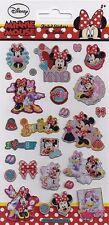 Disney Minnie - Divertente Sventato Adesivi