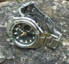 Casio G-Shock G Steel GST-W110D-1A9ADR (Tough Solar, Multiband 6) watch