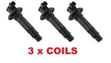 "SEADOO  IGNITION COIL ""SET OF 3"" GTX RXP RXT GTI 296000307 420664020 NEW"