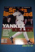1995 Sports Illustrated KEN GRIFFEY JR No Label ALDS Playoffs NEWS STAND N/Label
