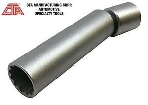 CTA Tools 1061 14mm x 12 Point Spark Plug Socket For BMW New Free Shipping USA