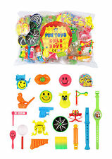 NEW BULK BAG 100 PARTY LOOT PINATA TOYS FILLERS FAVOURS LUCKY DIP 13p each 130 L