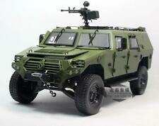 Dongfeng off-road armored vehicle 1-18 alloy car model