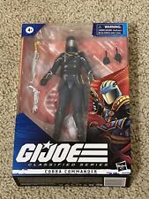 GI Joe Classified Cobra Commander MIB