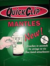Quick Clip Lanterns Mantles For Coleman propane lanterns 50 pack box 100 mantles