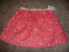 Girls Size 6 Carter/'s Gold//Pink Floral Print Scooter New Nwt #10868