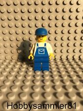 Lego® trn026 Classic Town Arbeiter Figur aus Set 4543 6301 6373 6378 6394 6671