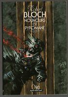 Robert Bloch Teddy Es Pyromane Neo N º 115Eo 1984 Magnífico Condición
