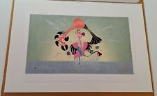 Walt Disney Animation Fantasia 2000 Hand Painted Limited Edition Cel