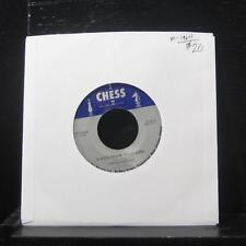 """The Flamingos - A Kiss From Your Lips 7"""" Mint- CH-91009 Chess 1984 Vinyl 45"""