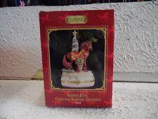 Breyer Christmas Arabian Jewl Keepsake Ornament 2009