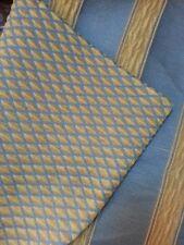 CESARI tessuto stoffa scampolo scampoli collezione Costa Smeralda 2pz coordinati