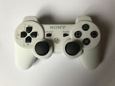 PS3 Sony Controller White DualShock - Playstation3