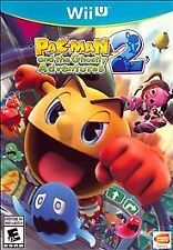 Pac-Man and the Ghostly Adventures 2 (Nintendo Wii U, 2014)     (USED)   (S.L)