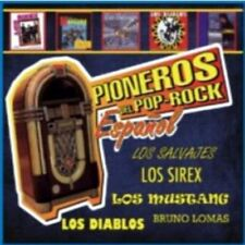PIONEROS DEL POP ROCK ESPAÑOL - VARIOS - 5 CDS [CD]