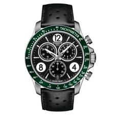 NEW TISSOT T106.417.16.057.00 V8 T-SPORT GREEN & BLACK MENS CHRONOGRAPH WATCH