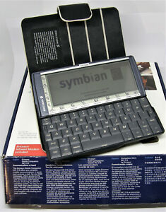 PSION ERICSSON MC218 HANDHELD MOBILE COMPANION COMPUTER PDA