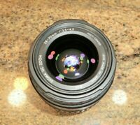 Sigma UC Auto Focus 28-70mm 1:3.5-4.5 Lens for Canon 35mm SLRs 52