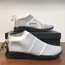 Adidas NMD CS1 White Black BY9404 Gore-Tex Primeknit Pk Boost Men's Size 12