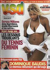 VSD n°1343 dominique baudis serenna williams dominici ludivine sagnier 2003