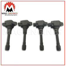 IGNITION COIL SET NISSAN MR20-DE 22448-JA00C FOR X-TRAIL SERENA 2.0 LTR 2005-12
