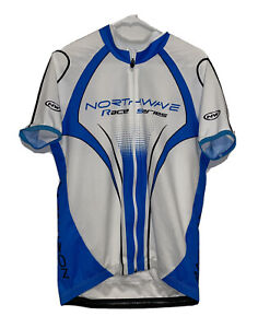 Northwave Race Series Full Zip Mens XXL Cycling Jersey