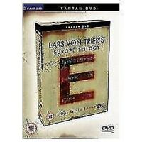Lars Von Triers - Element Of Crimine/Epidemic/Europa DVD Nuovo DVD (TVD3593)