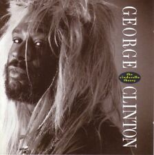 The Cinderella Theory by George Clinton (Funk) CD Like NEW! FREE Shipping! OOP!