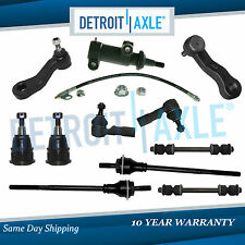 11pc Complete Front Suspension Steering Kit for Express Gmc Savana 2500 3500