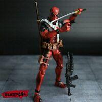 "6"" Deadpool Marvel Legends X-Men Action Figure Toys Gifts"