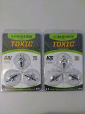 Flying Arrow Archery The Toxic Crossbow Broadhead 100 Grain 3 Pack 2 Pack Deal