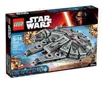 LEGO STAR WARS HALCON MILENARIO MILLENNIUM FALCON 75105 NUEVO NEW