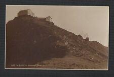 Snowdon. Summit. Train. Railway.  Judges  vintage  postcard zc.50