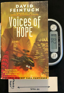 Voices of Hope - PB by David Feintuch