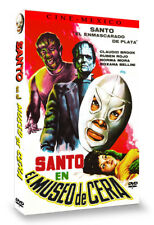 SANTO IN THE WAX MUSEUM (Eng Subtitled) DVD