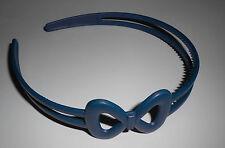 Serre-tête Large Motif Noeud Large Couleur Bleu marine ST0102A
