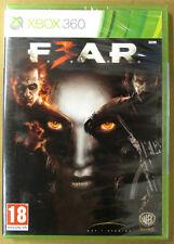Videogame - Fear 3 - F3ar - XBOX360