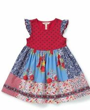 Matilda Jane In The Stars Dress Girls Size 6 New NWT Wish You Were Here 4th July