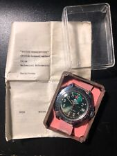 Russian Military Watch -  USSR CCCP Paratrooper Edition Box and Papers