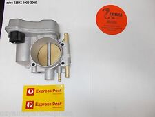 ONE THROTTLE BODY HOLDEN TS ASTRA 1.8L ENGINE Z18XE REMANUFACTURED 1 YEAR WAR/TY