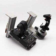 Monstertech HOTAS / Joystick Table Mounts | Thrustmaster Warthog & t16000m FCS