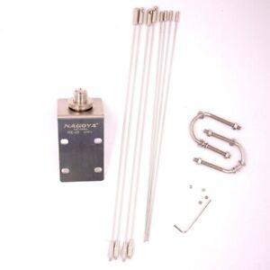 Nagoya RE-05 Antenna Bracket 10-1300MHz Ground Redical for SO239-NMO Strengthen