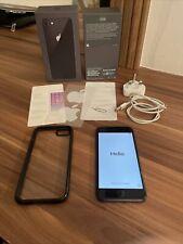 Apple iPhone 8 64gb-Entsperrt & No-Lock-mit Zubehör