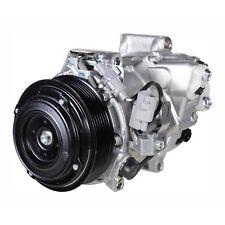 For A/C Compressor and Clutch Denso 471-1618 for Toyota RAV4 3.5 V6 2006-2012