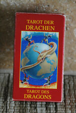 Dragons Tarot Deck Mini Edition - Lo Scarabeo - Out Of Print
