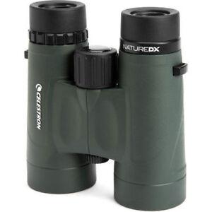 Celestron 10 x 42 Nature DX Roof Prism Binocular #71333 (UK Stock) BNIB