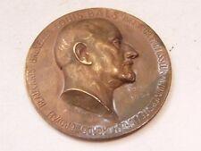 Medaille Bronze Louis Babu von marnix von haveloose 1954 Belgien